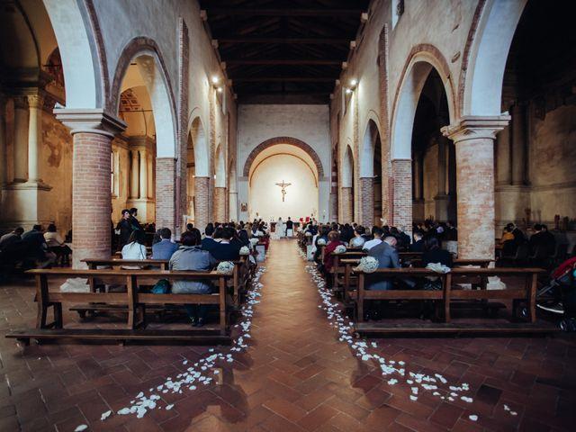 Il matrimonio di Riccardo e Martina a Mantova, Mantova 49