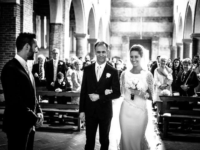Il matrimonio di Riccardo e Martina a Mantova, Mantova 50