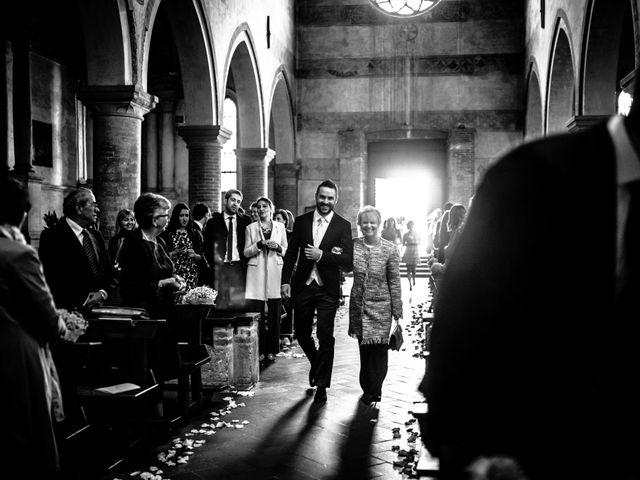 Il matrimonio di Riccardo e Martina a Mantova, Mantova 51