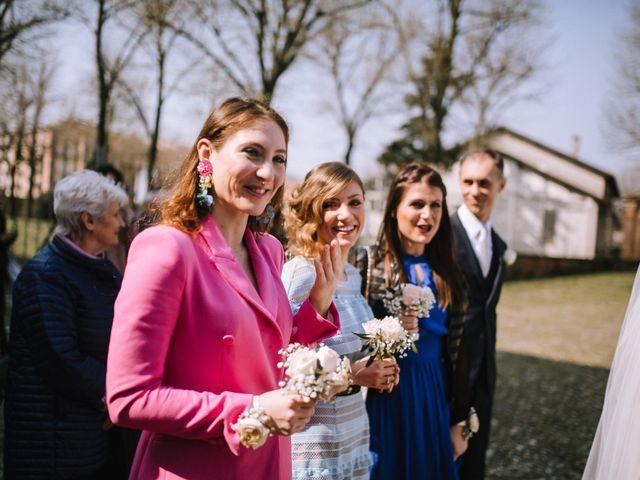 Il matrimonio di Riccardo e Martina a Mantova, Mantova 52