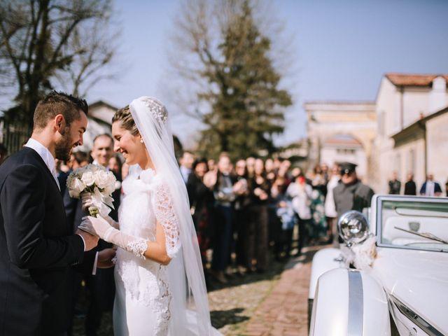 Il matrimonio di Riccardo e Martina a Mantova, Mantova 53