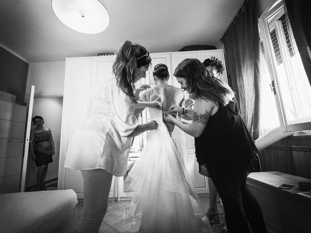 Il matrimonio di Davide e Chiara a Carrara, Massa Carrara 2