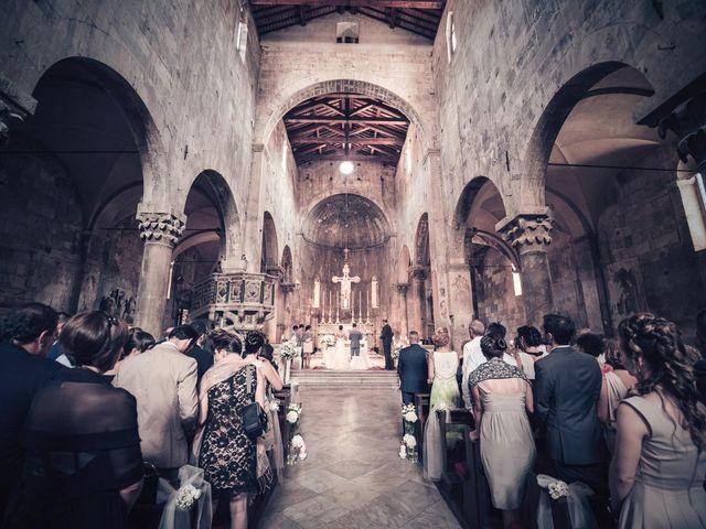Il matrimonio di Davide e Chiara a Carrara, Massa Carrara 5