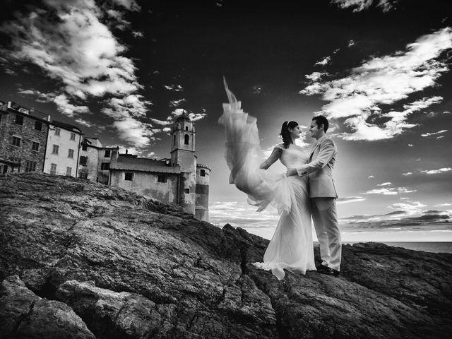 Il matrimonio di Davide e Chiara a Carrara, Massa Carrara 8