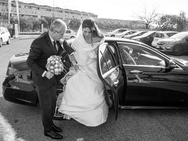 Il matrimonio di Daniele e Alessia a Roma, Roma 12