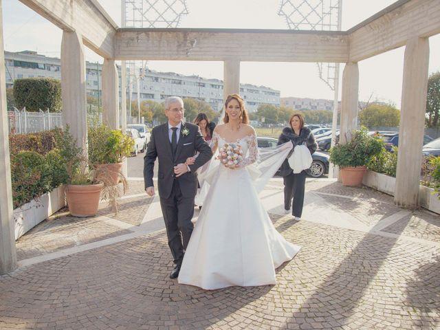 Il matrimonio di Daniele e Alessia a Roma, Roma 14