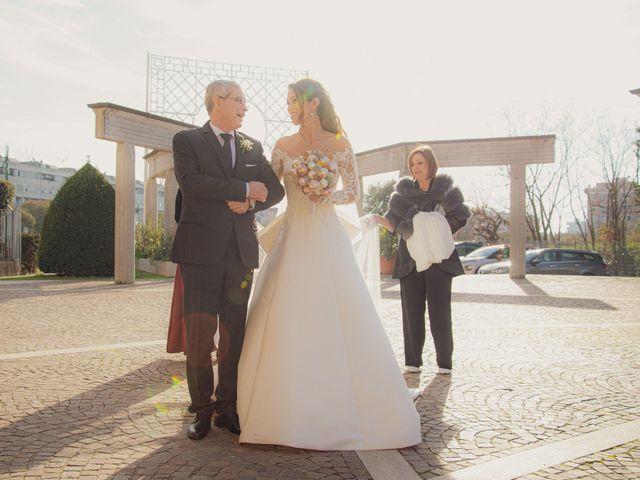 Il matrimonio di Daniele e Alessia a Roma, Roma 15