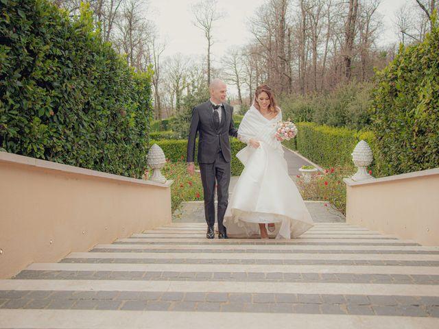 Il matrimonio di Daniele e Alessia a Roma, Roma 27