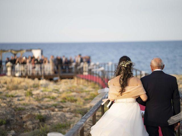 Il matrimonio di Francesco e Eleonora a Brucoli, Siracusa 18