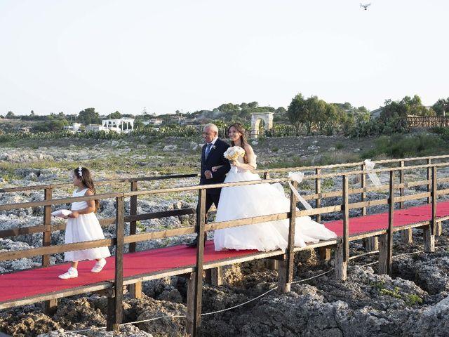 Il matrimonio di Francesco e Eleonora a Brucoli, Siracusa 22