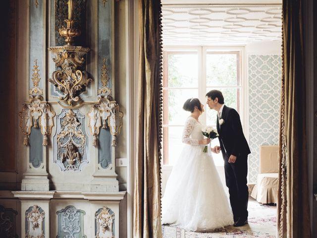 Le nozze di Giulia e David