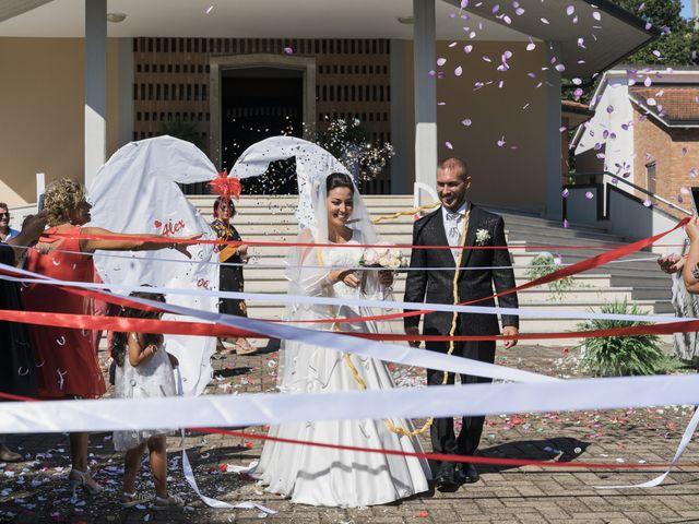 Il matrimonio di Alex e Denise a Lugo, Ravenna 42