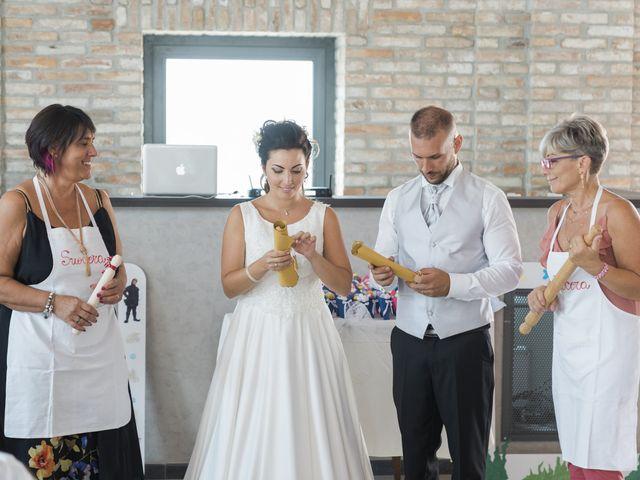 Il matrimonio di Alex e Denise a Lugo, Ravenna 56