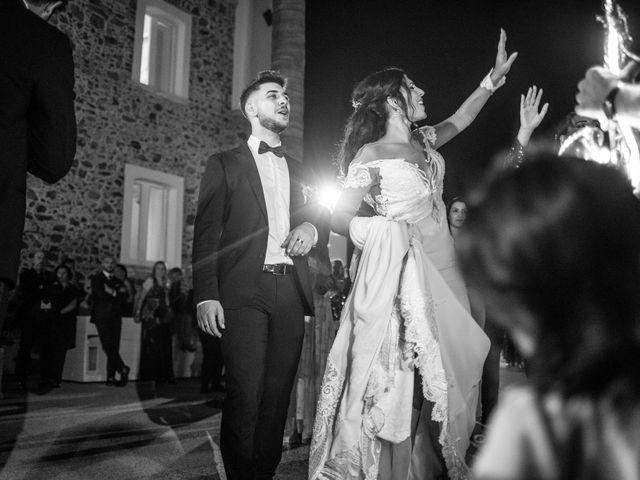 Il matrimonio di Angelo e Alessia a Reggio di Calabria, Reggio Calabria 54