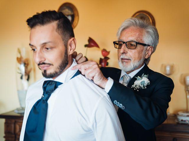 Il matrimonio di Simone e Vanessa a Buriasco, Torino 18