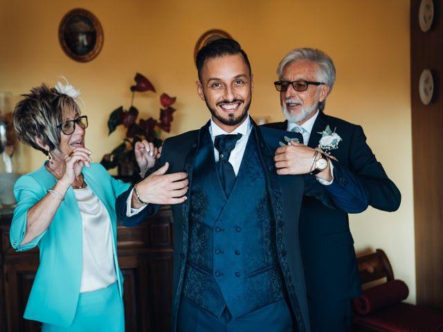 Il matrimonio di Simone e Vanessa a Buriasco, Torino 19