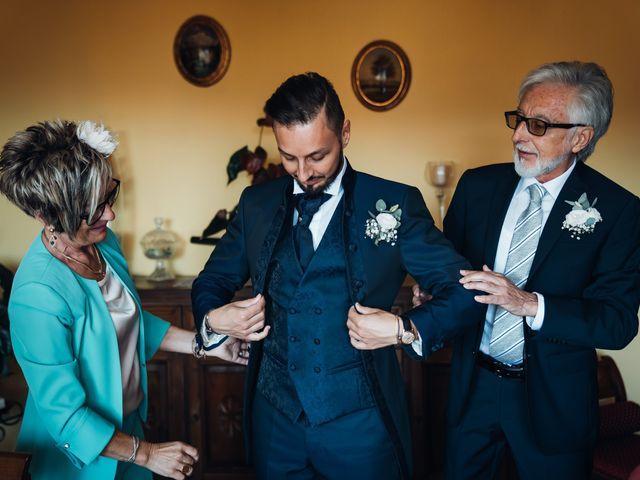 Il matrimonio di Simone e Vanessa a Buriasco, Torino 20
