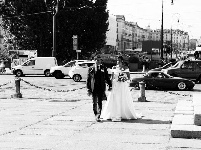Il matrimonio di Simone e Vanessa a Buriasco, Torino 23