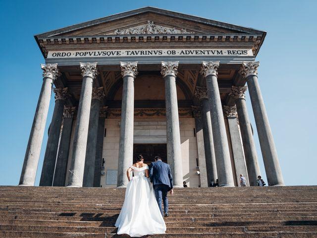 Il matrimonio di Simone e Vanessa a Buriasco, Torino 24