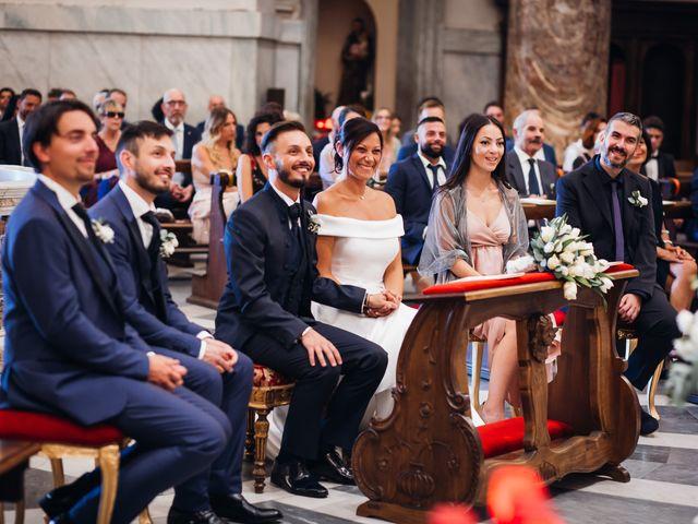 Il matrimonio di Simone e Vanessa a Buriasco, Torino 27