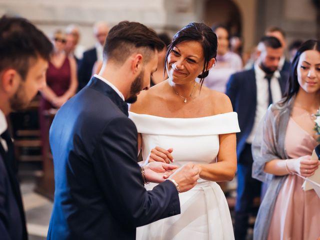 Il matrimonio di Simone e Vanessa a Buriasco, Torino 28