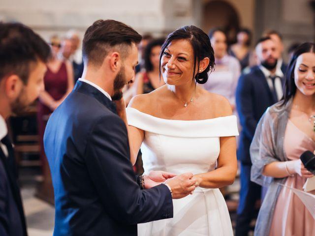 Il matrimonio di Simone e Vanessa a Buriasco, Torino 29