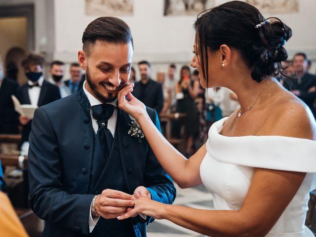Il matrimonio di Simone e Vanessa a Buriasco, Torino 30