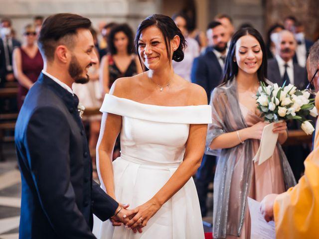 Il matrimonio di Simone e Vanessa a Buriasco, Torino 31