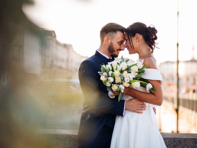 Il matrimonio di Simone e Vanessa a Buriasco, Torino 38
