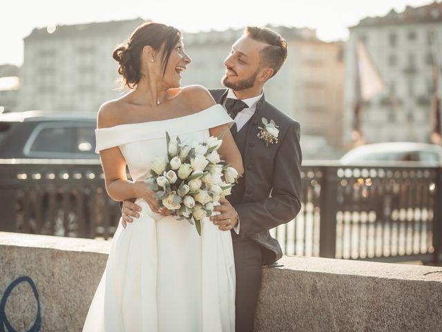 Il matrimonio di Simone e Vanessa a Buriasco, Torino 39