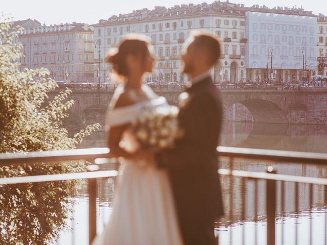 Il matrimonio di Simone e Vanessa a Buriasco, Torino 1
