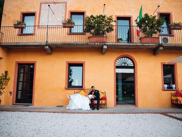 Il matrimonio di Simone e Vanessa a Buriasco, Torino 41