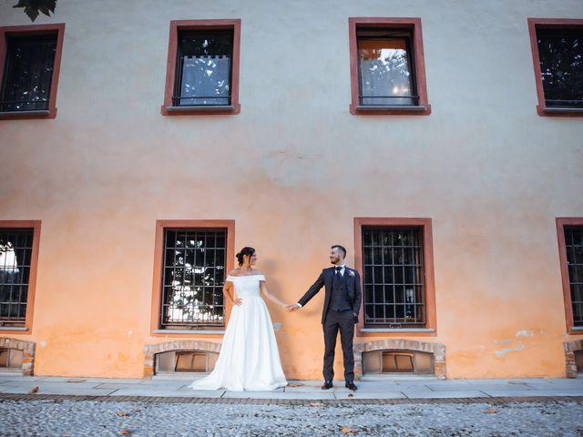 Il matrimonio di Simone e Vanessa a Buriasco, Torino 42