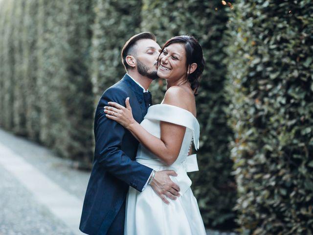 Il matrimonio di Simone e Vanessa a Buriasco, Torino 43