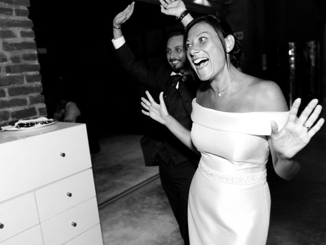 Il matrimonio di Simone e Vanessa a Buriasco, Torino 51