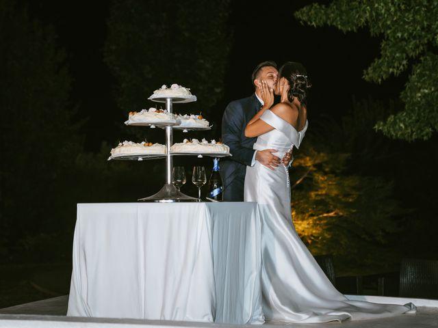 Il matrimonio di Simone e Vanessa a Buriasco, Torino 53