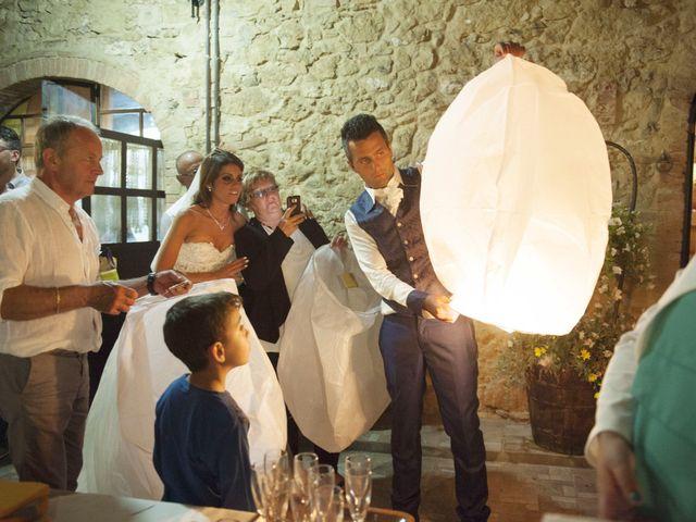 Il matrimonio di Marco e Serena a Cecina, Livorno 1