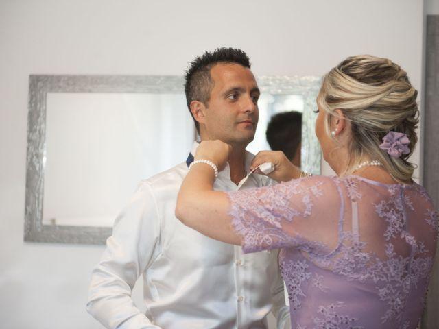 Il matrimonio di Marco e Serena a Cecina, Livorno 4