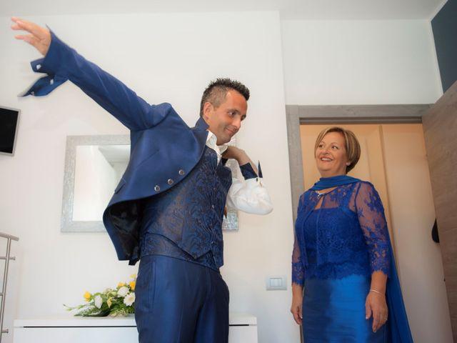Il matrimonio di Marco e Serena a Cecina, Livorno 6