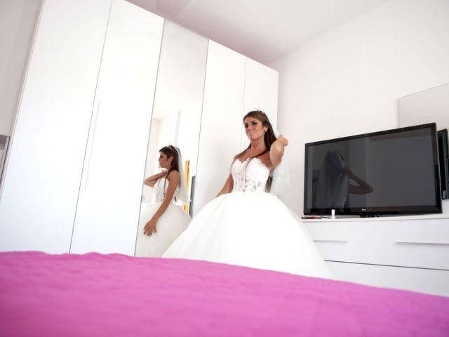Il matrimonio di Marco e Serena a Cecina, Livorno 13