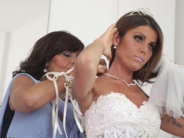 Il matrimonio di Marco e Serena a Cecina, Livorno 14