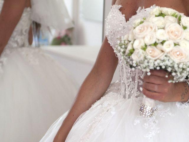 Il matrimonio di Marco e Serena a Cecina, Livorno 16