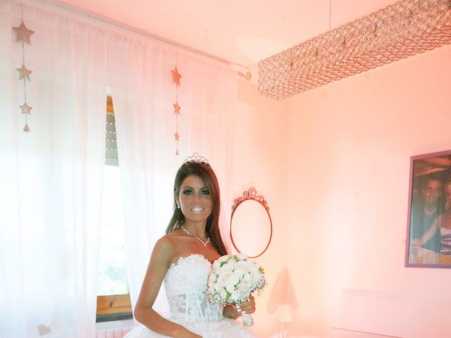 Il matrimonio di Marco e Serena a Cecina, Livorno 17