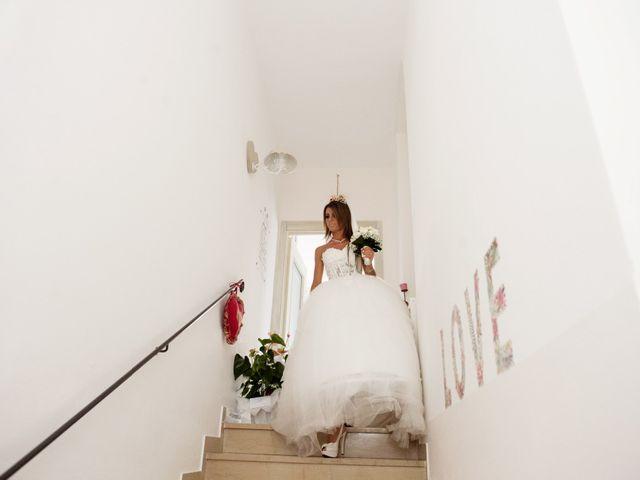 Il matrimonio di Marco e Serena a Cecina, Livorno 24