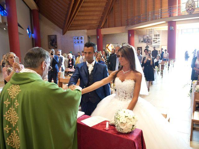 Il matrimonio di Marco e Serena a Cecina, Livorno 28