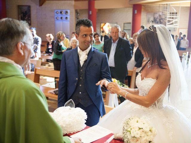 Il matrimonio di Marco e Serena a Cecina, Livorno 30