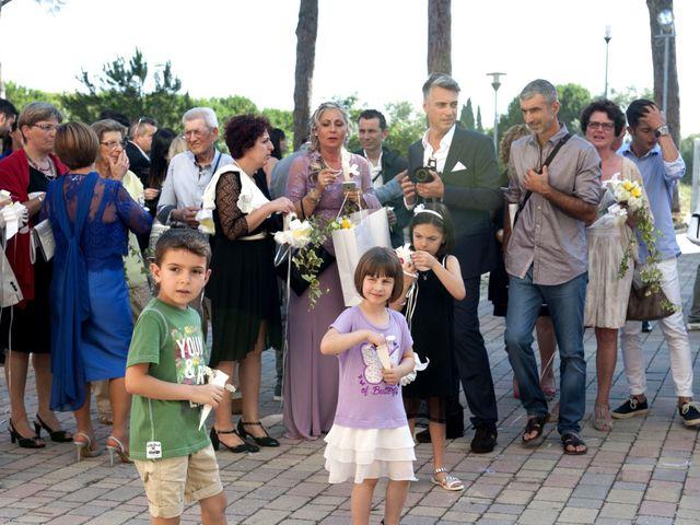Il matrimonio di Marco e Serena a Cecina, Livorno 40