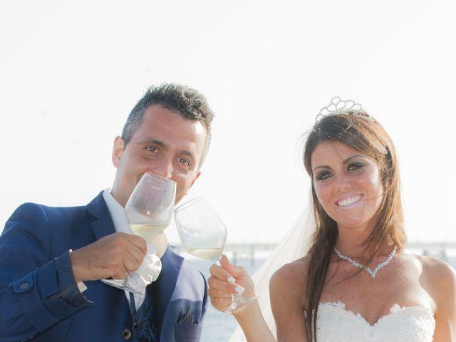 Il matrimonio di Marco e Serena a Cecina, Livorno 48