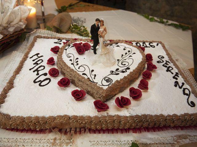 Il matrimonio di Marco e Serena a Cecina, Livorno 86