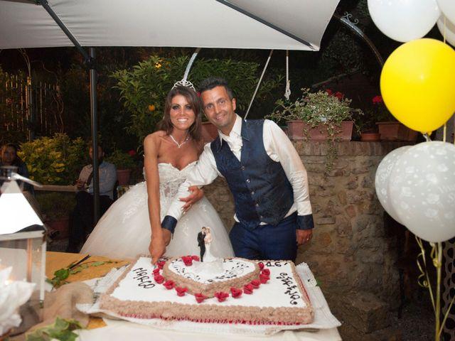Il matrimonio di Marco e Serena a Cecina, Livorno 89